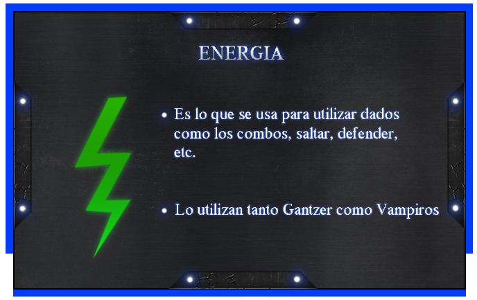 Reglas y Guias [Gantzer] Energia-9