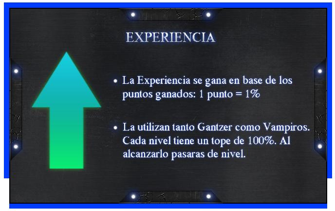 Reglas y Guias [Gantzer] Experiencia-2