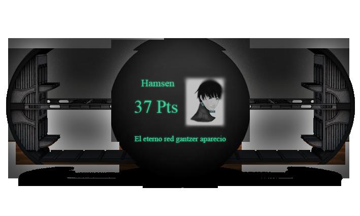 Rol General (Regreso de misión F4-9) Hamsen