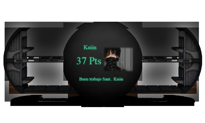 Rol General (Regreso de misión F4-9) Kaiin