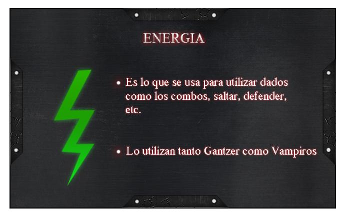 Reglas y Guias [Vampiros] LaEnergia
