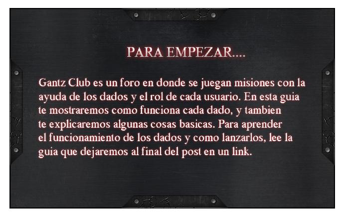Reglas y Guias [Vampiros] ParaEmpezar-1
