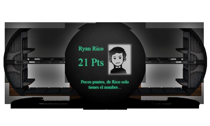 Rol General (Regreso de misión F4-9) RyanRico