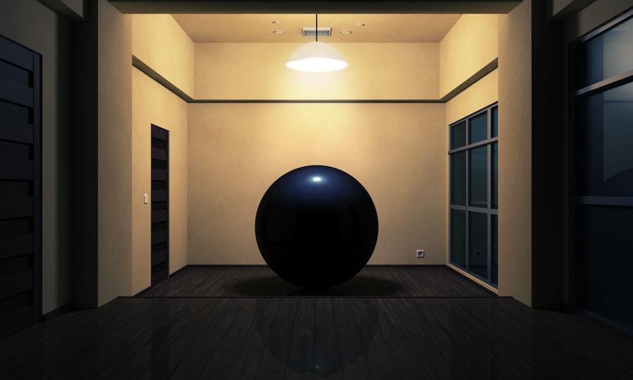 Mision de Practica Gantzers [Parte 1: Rol] Gantz_3d_sphere_by_stathisnhx-d2yc7n7