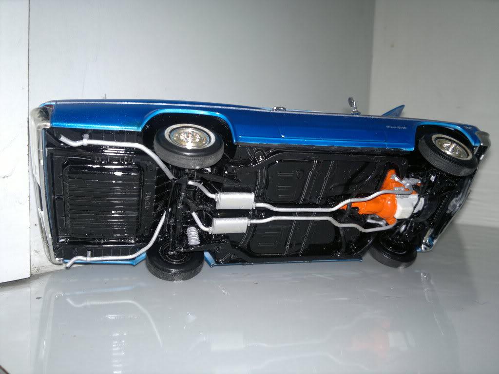 Chevy 66 ss motor 396 >Revell 1/25 2012-03-23-105