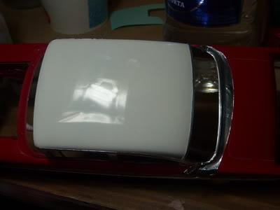 Chevy Belair 57 Revell 1/25 P1020380