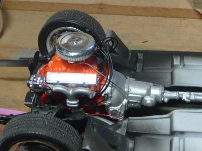 Chevy Belair 57 Revell 1/25 P1020382
