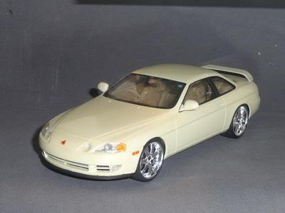 Toyota Soarer 1993 Fujimi 1/24 P1020356