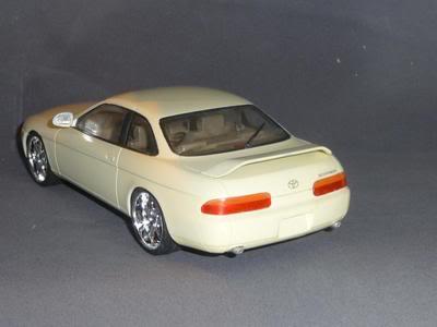 Toyota Soarer 1993 Fujimi 1/24 P1020358