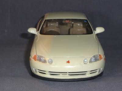 Toyota Soarer 1993 Fujimi 1/24 P1020365
