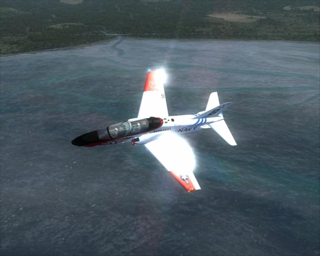 Boeing T 45 13-34