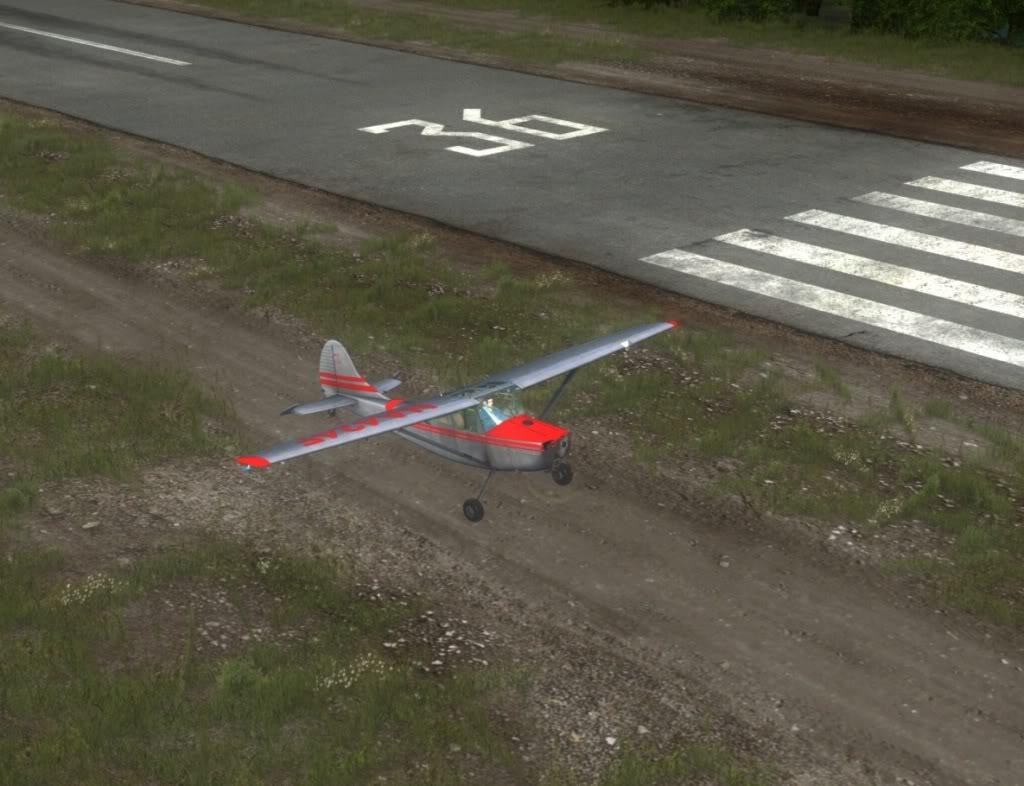 Orbx FTX CZST Stewart Airport 1.0 (Review de Rodrigo Sotto-Maior) 2-21