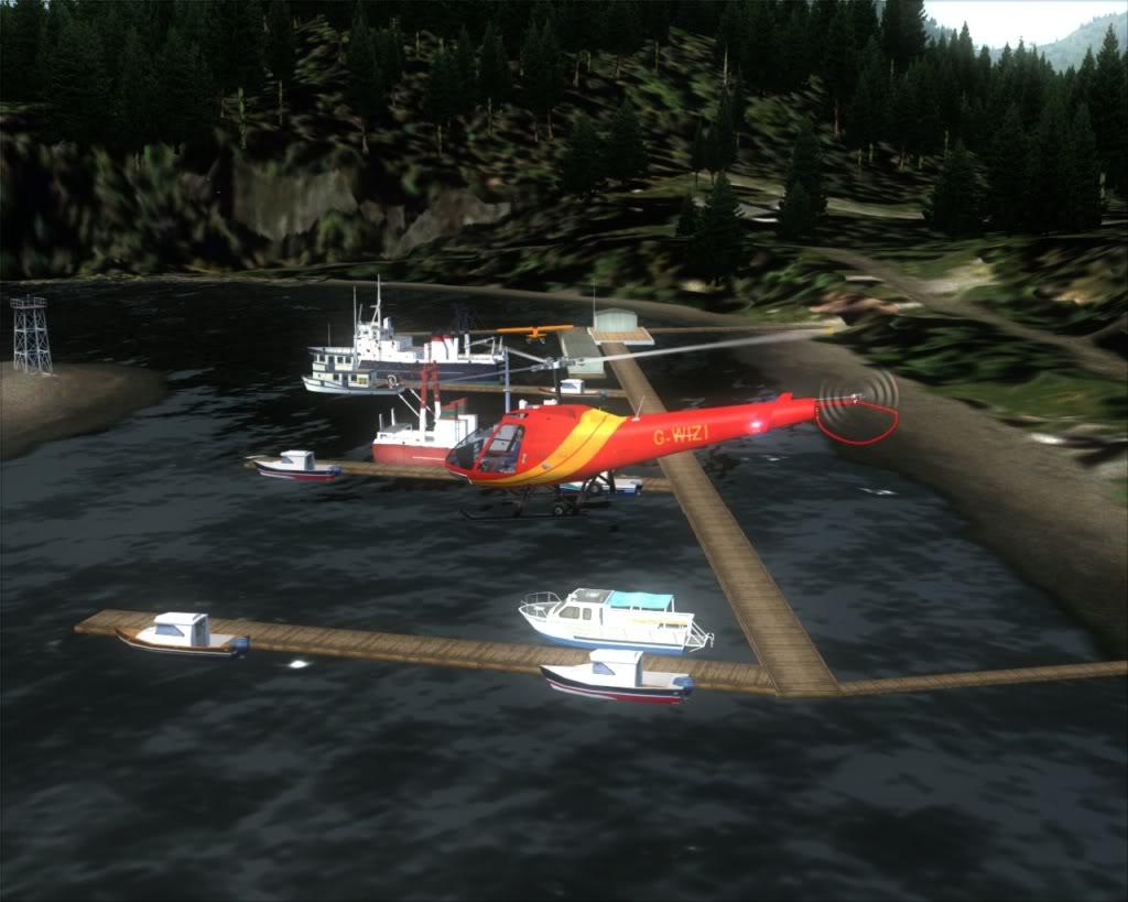 Hartley Bay para Kemano Heli 2-33