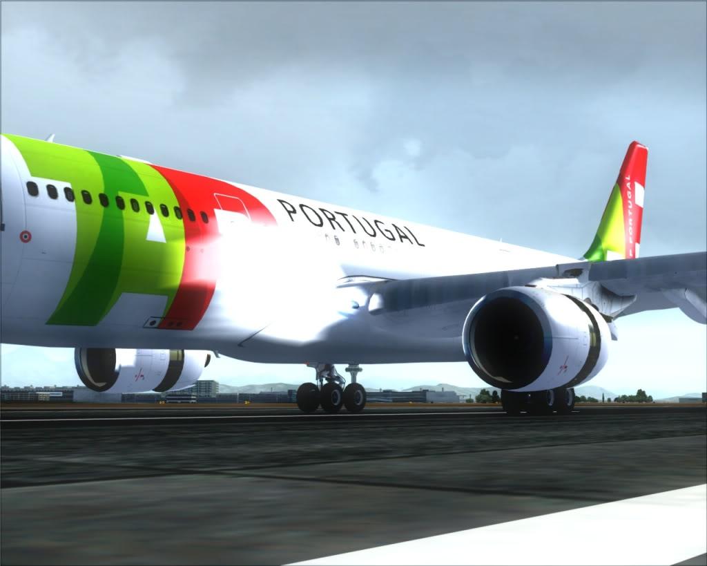 Lisboa para Rio de Janeiro 24-7