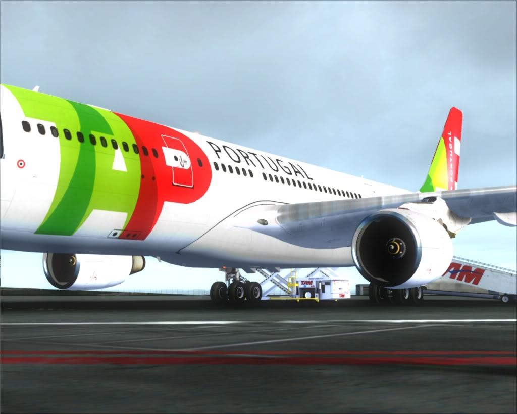 Lisboa para Rio de Janeiro 25-5