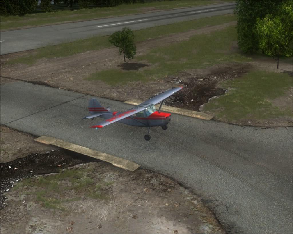 Orbx FTX CZST Stewart Airport 1.0 (Review de Rodrigo Sotto-Maior) 3-21