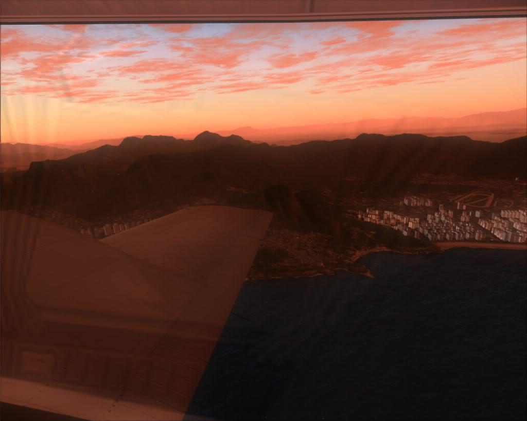 Algumas fotos com pôr-do-sol 33