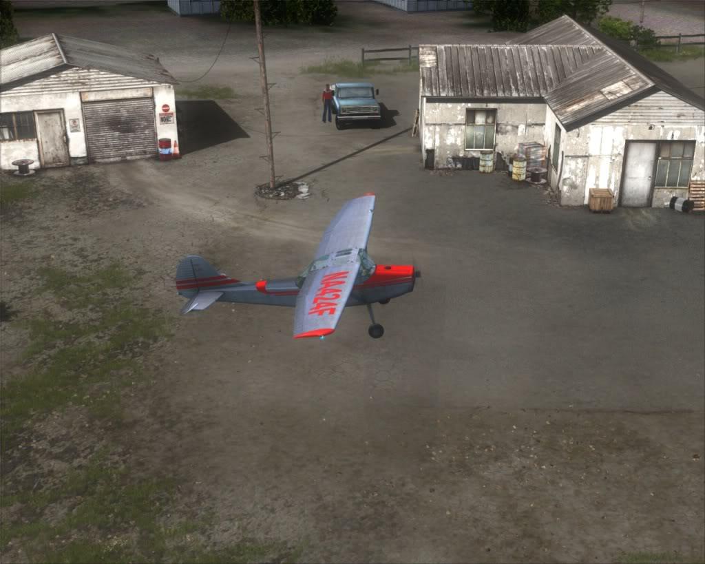 Orbx FTX CZST Stewart Airport 1.0 (Review de Rodrigo Sotto-Maior) 4-20