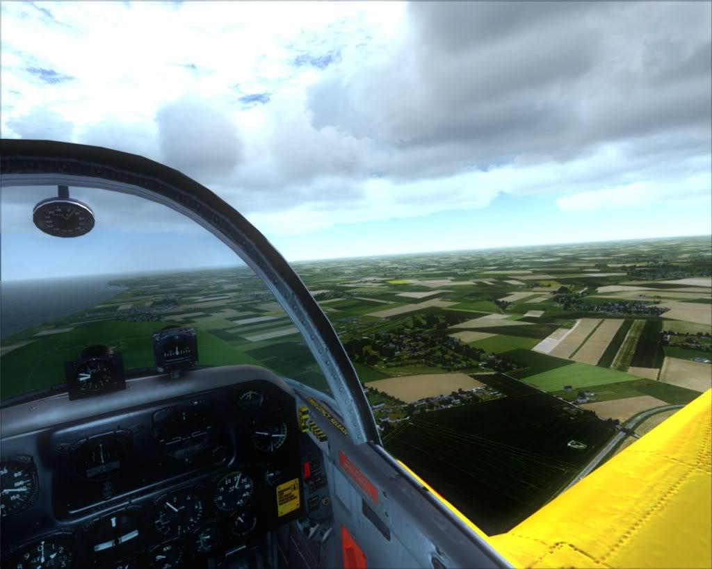 Haute Normandie VFR, da FranceVFR (Review de Rodrigo Sotto-Maior) 5-22