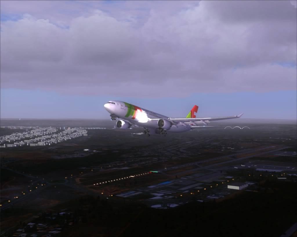 Brasília para Lisboa 6-14