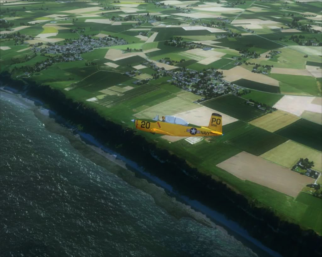 Haute Normandie VFR, da FranceVFR (Review de Rodrigo Sotto-Maior) 6-22
