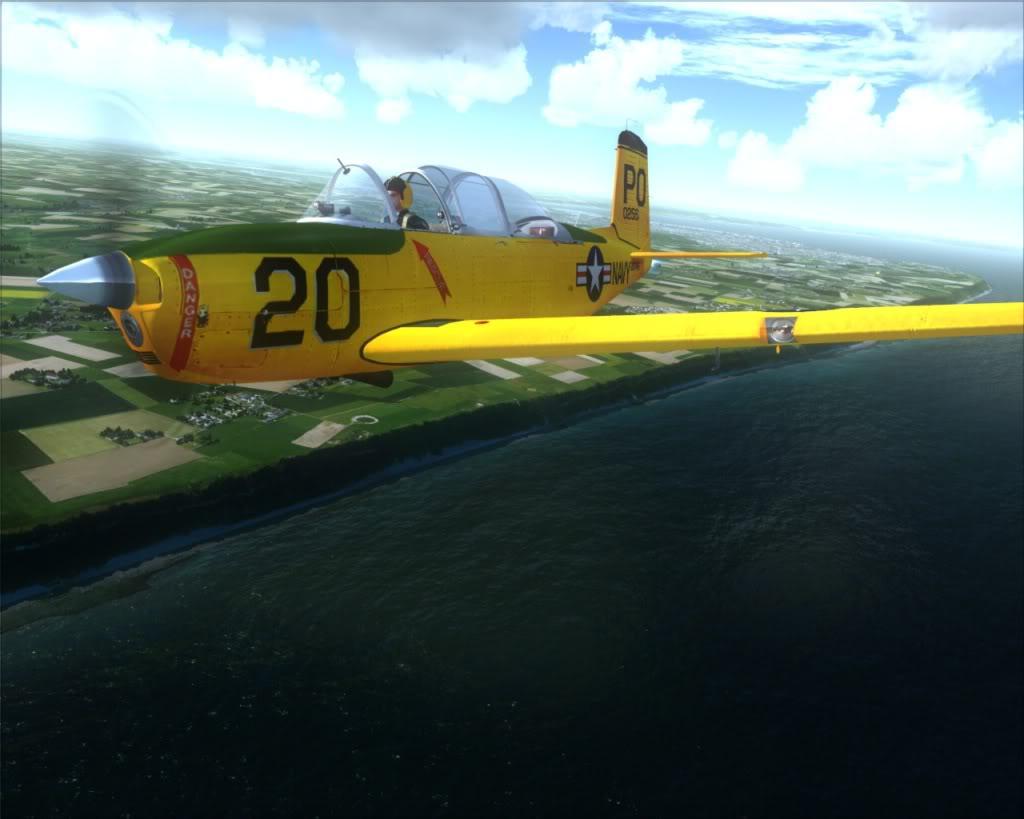 Haute Normandie VFR, da FranceVFR (Review de Rodrigo Sotto-Maior) 7-22