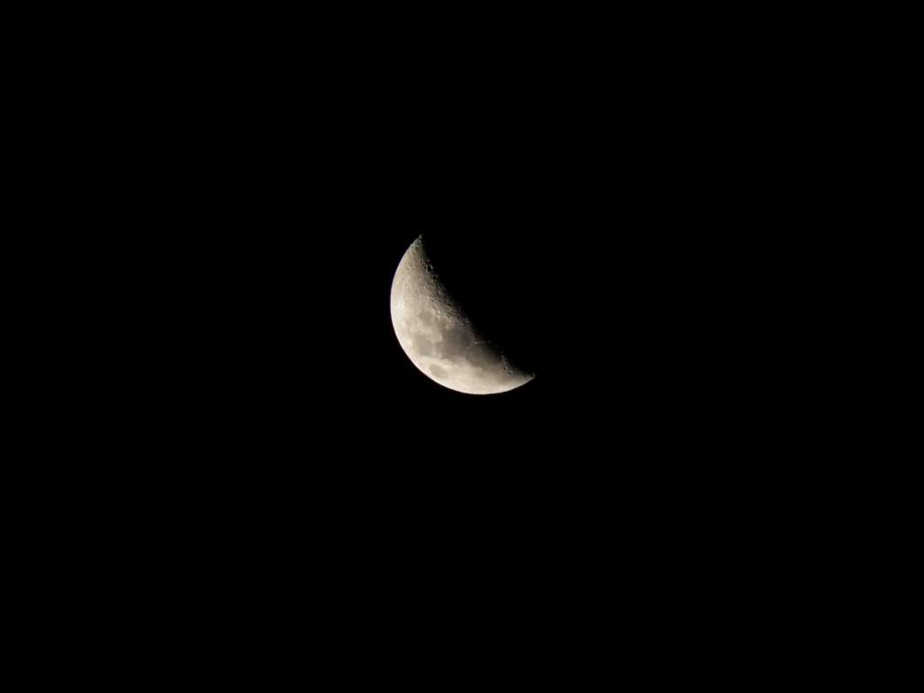 Fotos da Lua Lua2