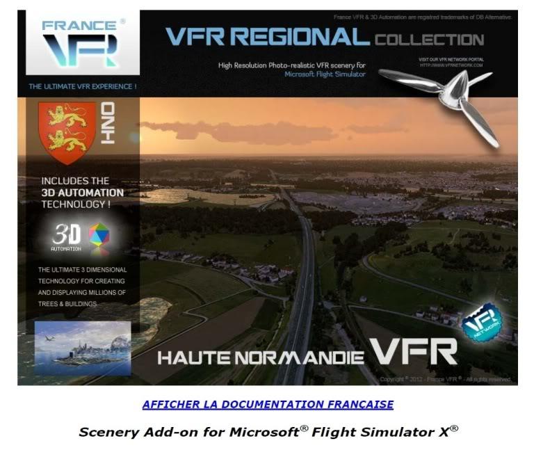 Haute Normandie VFR, da FranceVFR (Review de Rodrigo Sotto-Maior) PDF1-1