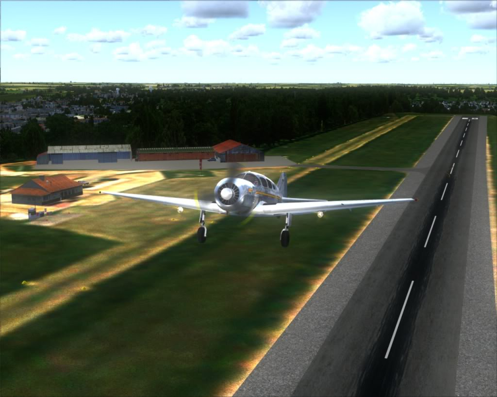 Haute Normandie VFR, da FranceVFR (Review de Rodrigo Sotto-Maior) Aero3