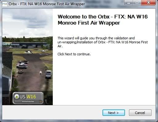 FTX NA W16 Monroe FirstAir (Review de Rodrigo Sotto-Maior) Instalaao