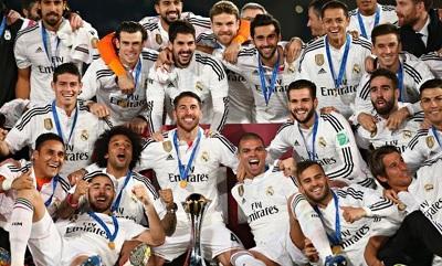 Real Madrid GR ΝΕΤ - Portal Clubmundial2014