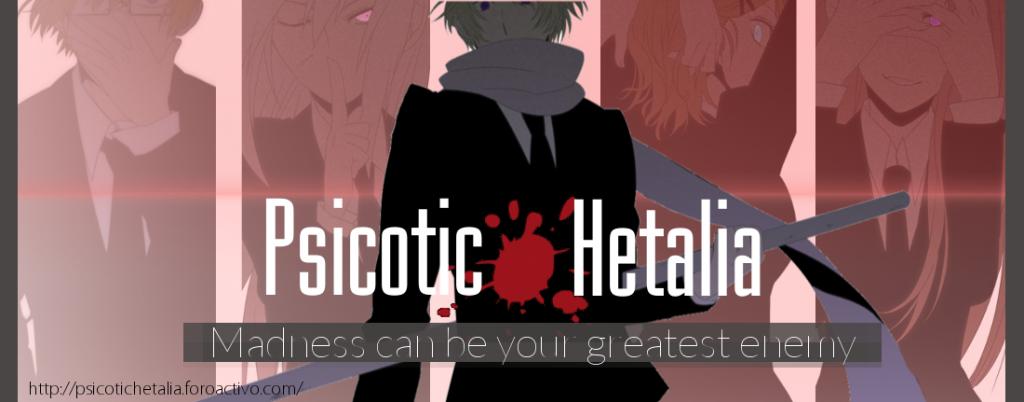 Psicotic Hetalia