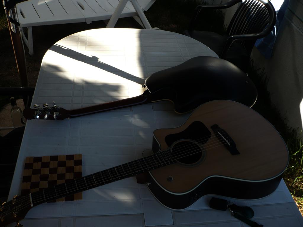 Acoustic Corner OvationeWalden