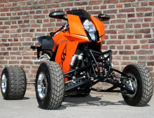 QUAD E-ATV RC8 33113e34