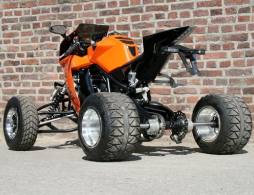 QUAD E-ATV RC8 E1781cd0
