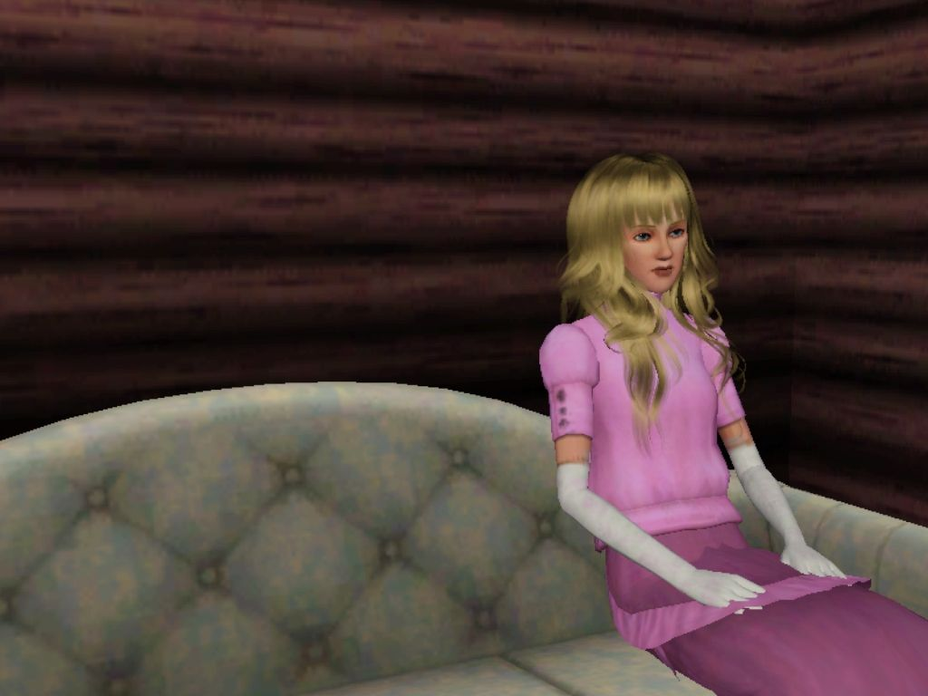 Halloween Sims! Screenshot-2