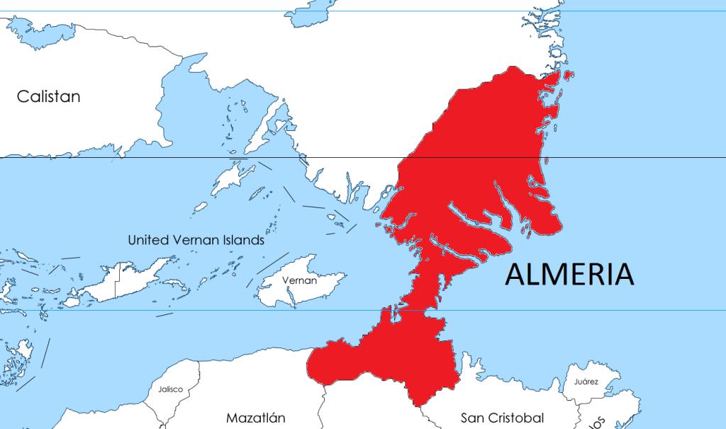 Application of the Kingdom of Almeria Almerialocation