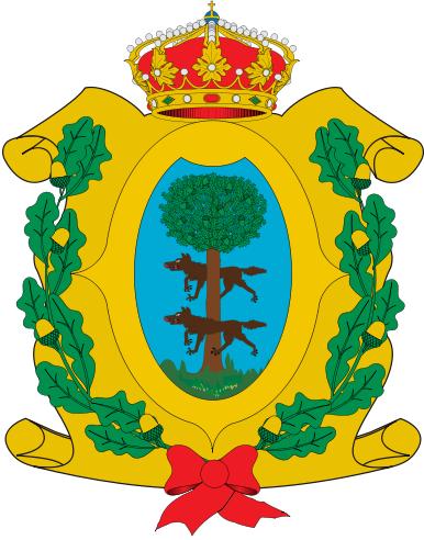Application of the Kingdom of Almeria CoatofArmsAlmeria