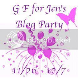 Gluten Free for Jen
