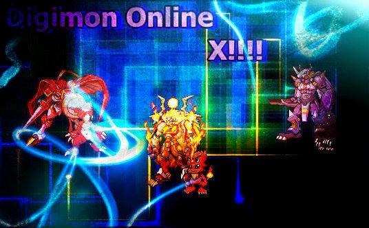 Digimon Online X