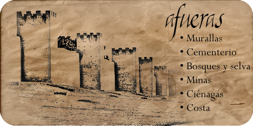 The Fate Tales Afueras