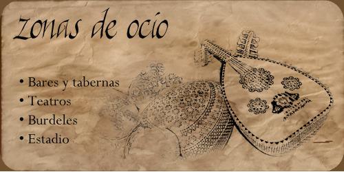 The Fate Tales Ocio
