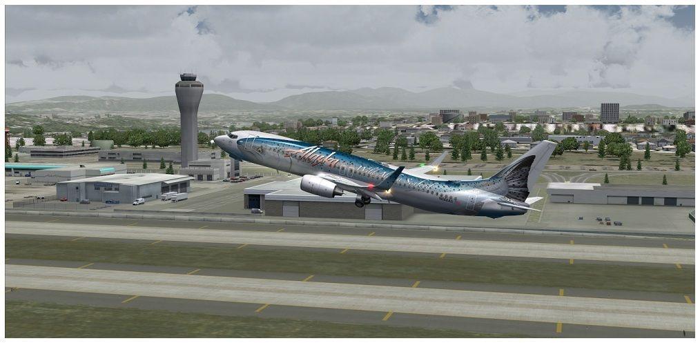 (KSEA) - Seattle / Alaska Air 00021