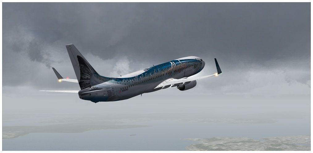 (KSEA) - Seattle / Alaska Air 00026