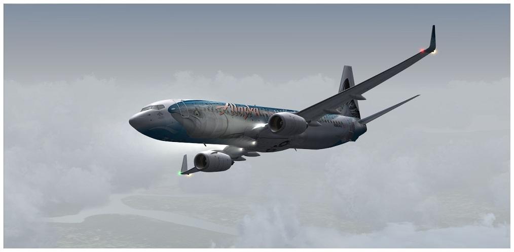 (KSEA) - Seattle / Alaska Air 00030
