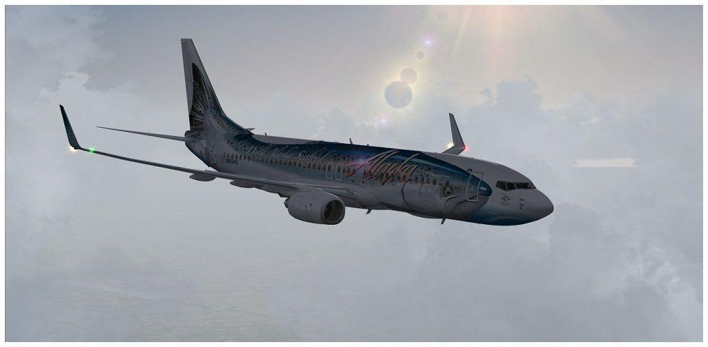 (KSEA) - Seattle / Alaska Air 00033