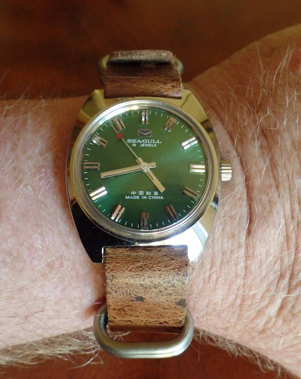 My Green-Dialed NOS Seagull ST5 + the Perfect Strap SAM_0542_zpsfaeef93b