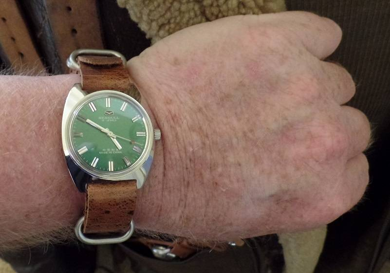 My Green-Dialed NOS Seagull ST5 + the Perfect Strap SAM_0555_zpsaa6aef66