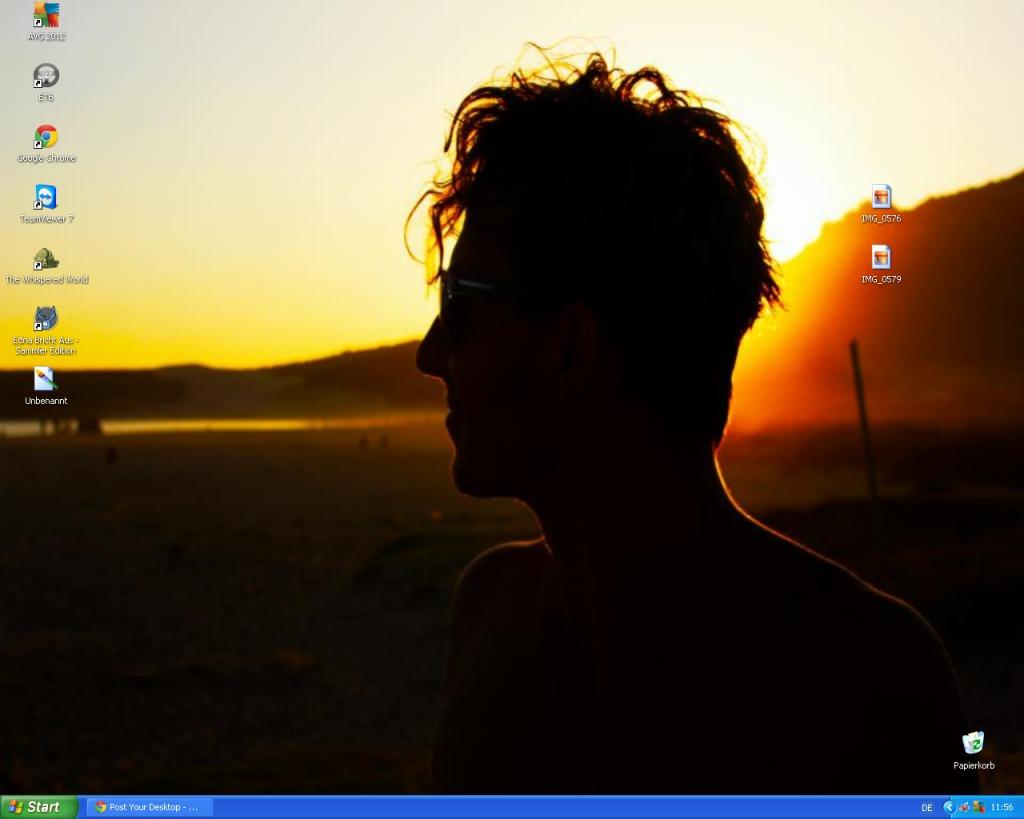 Post Your Desktop Mydesktop