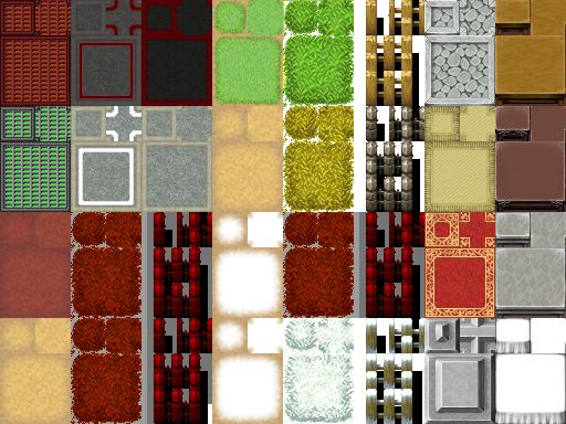 Tilesets A1 , A2 , A3 , A4 e A5 - Rpg Maker VX ACE 1TileA2